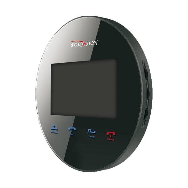 Круглый цветной миниатюрный Polyvision PVD-4S v.5.3