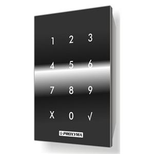 ТК-510 Сенсорная клавиатура со стеклянной лицевой панелью