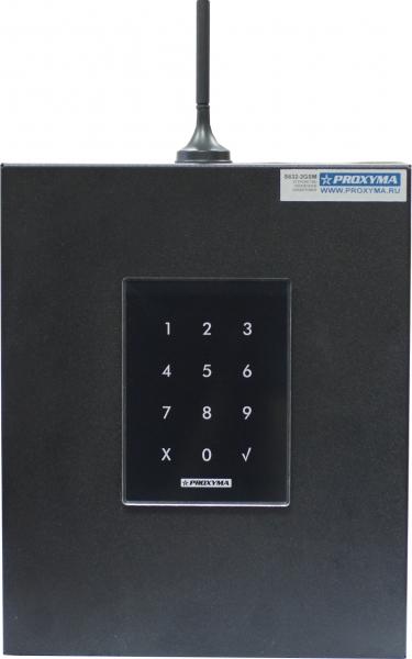Приёмно-контрольный прибор PROXYMA S632-2GSM-KBK - 1,2