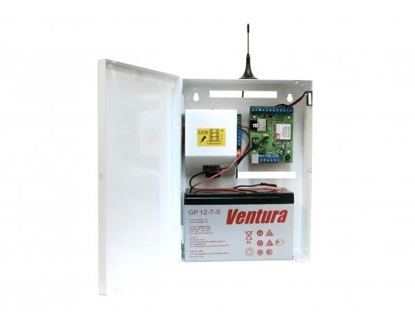 Устройство оконечное объектовое Нано S400-2GSM-BK